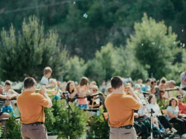 "Відкриття купального сезону 2015 на території розважально-готельного комплексу ""Чорна Гора"""